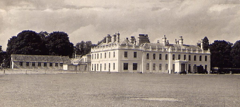 Poltimore House in the 1930s